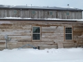 sawmill cabin in heber two story 073