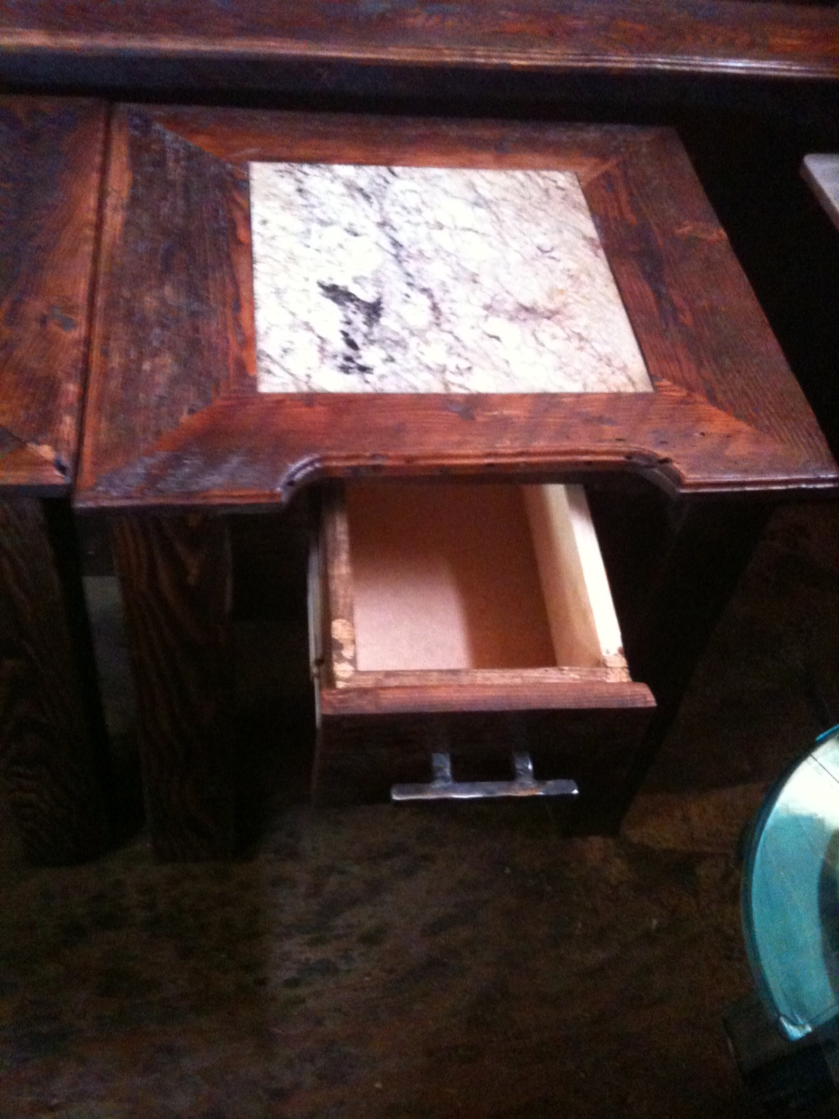 Table-Drawer